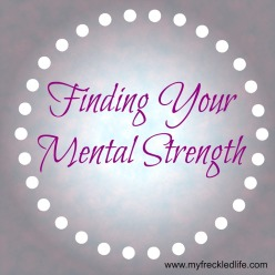 finding mental strength