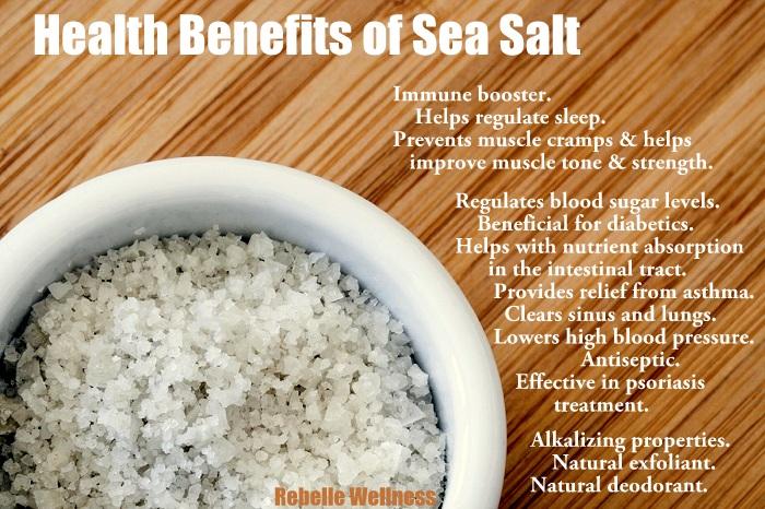 Good Salt Bad Salt Part Ii Health Unlimited