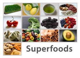 superfoods-collage