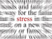stress-word-blurr