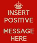 positive insert
